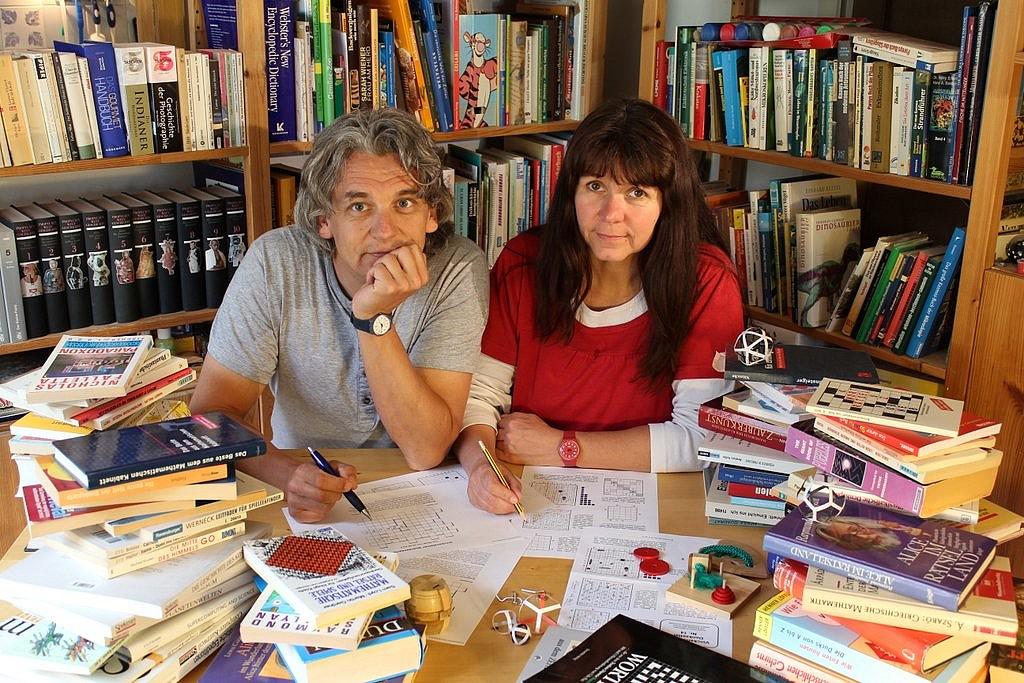 Vinckensteiner: Karin Vincke und Klaus Steiner